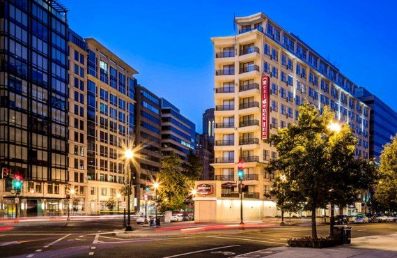 Residence Inn Capitol - Washington, DC
