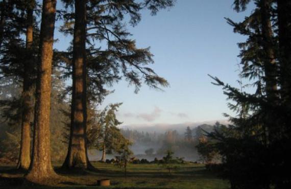 Sooke River Campground, Sooke, BC