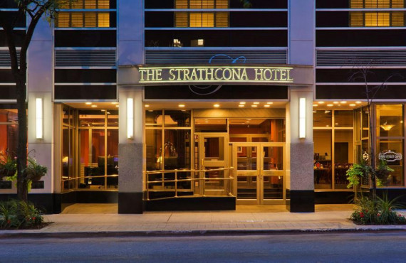 Strathcona Hotel Downtown Toronto, ON