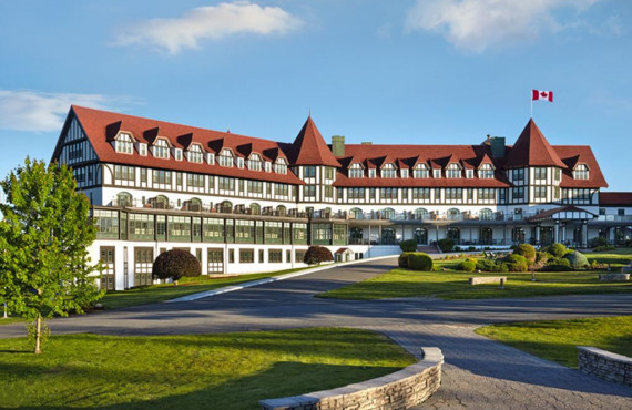Algonquin Resort, Saint Andrews, NB