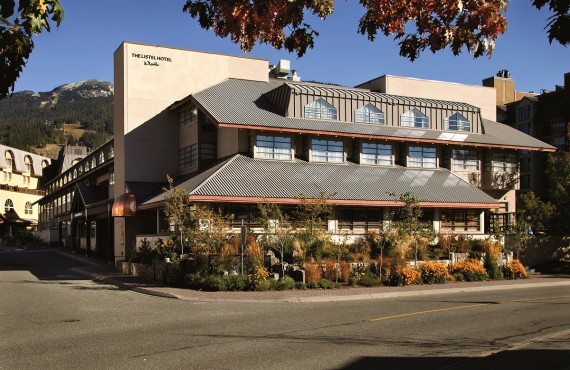The Listel Hotel - Whistler, BC