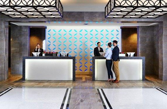 The Prince George Hotel - Lobby