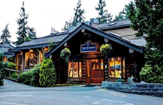 Tigh-Na-Mara Resort - Parksville, BC