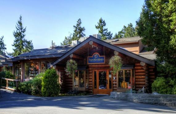 Tigh-Na-Mara Resort, Parksville, BC