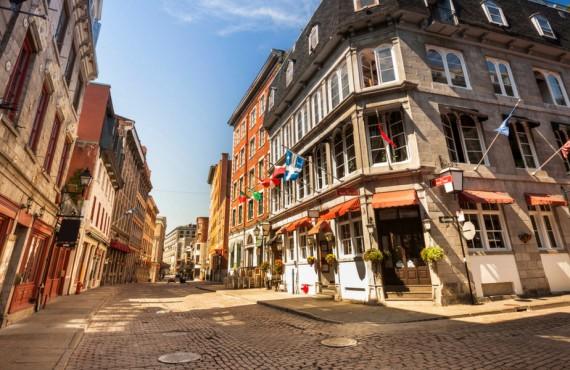 Tour de ville Vieux-Montreal