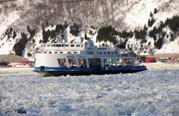 Traversée des glaces - Québec, QC