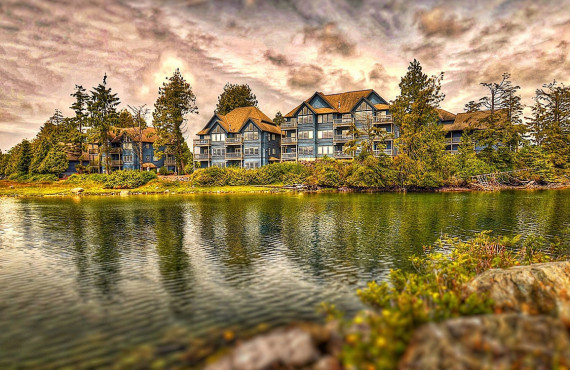 Water's Edge Shoreside Suites, Ucluelet, BC