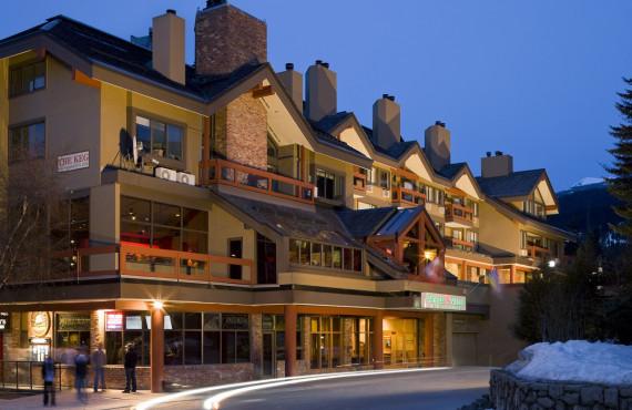 Whistler Village Inn, Whistler, BC