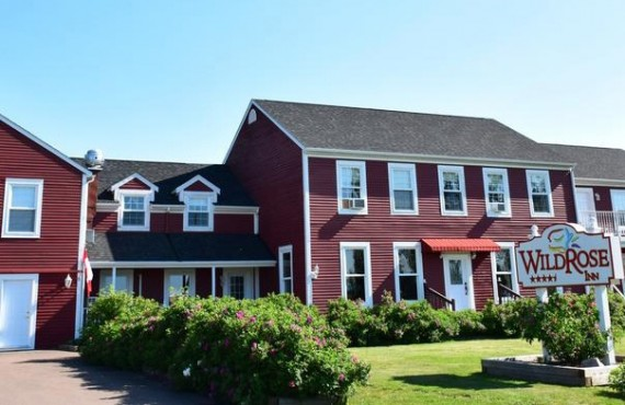 Auberge Wild Rose Inn, Lakeville, NB