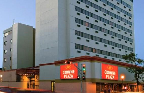 Crowne Plaza Hotel, Moncton