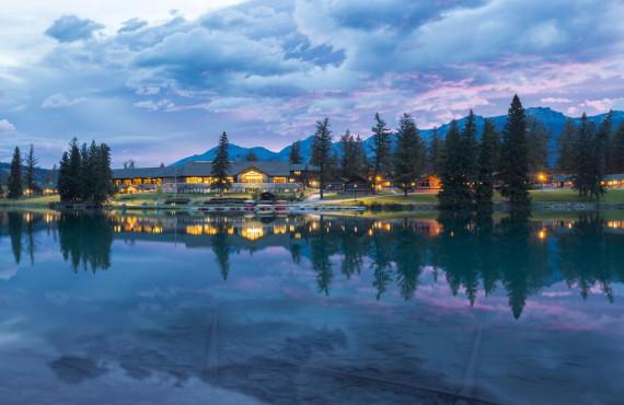 Fairmont Jasper Park Lodge, Jasper, AB