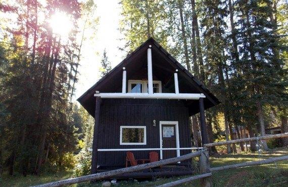 Chalet-1 du Ranch Beaverfoot - Golden, BC