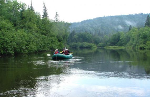 Mattawin river