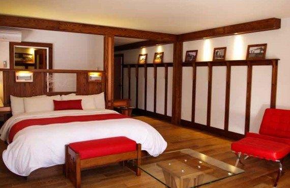 Auberge Le Baluchon - Chambre luxueuse