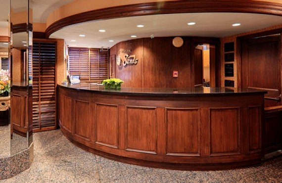 Best Western Sands Vancouver - Lobby