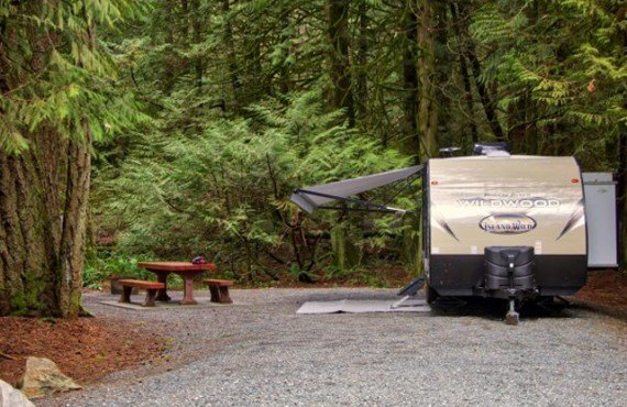 Camping Goldstream
