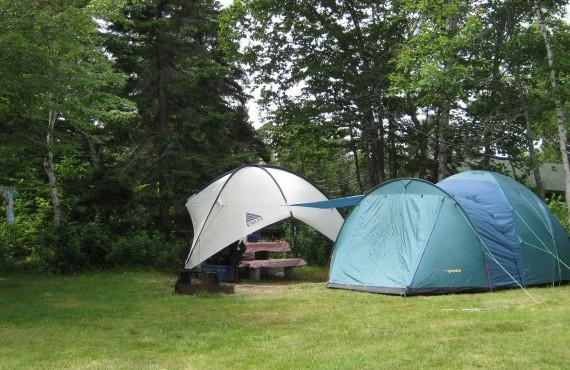 Camping Ingonish, Cap-Breton