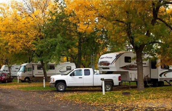 Camping KOA Niagara Falls - Terrain pour camping-car
