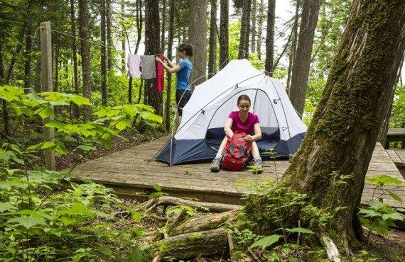 Camping Parc du Bic