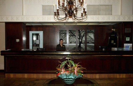 Coast Inn of the North - Réception