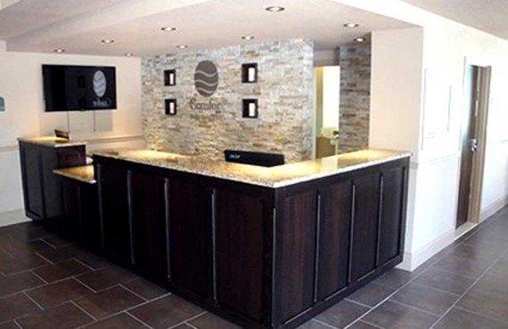 Comfort Inn & Suites - Réception