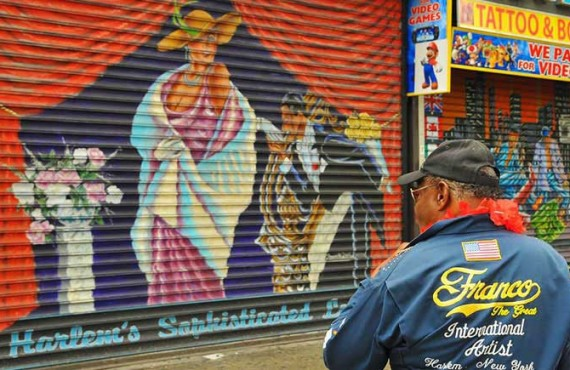 Fresque Gospel, New York