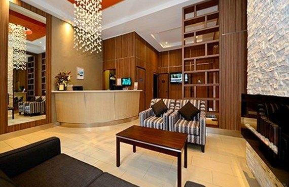Comfort Inn Toronto - Réception