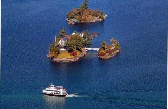 Célèbre Croisière dans les Mille Îles - Rockport, Canada : Prix forfait  XS54