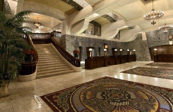 Fairmont Banff Springs Hotel - Lobby
