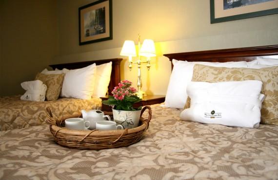 Gananoque Inn & Spa - Chambre