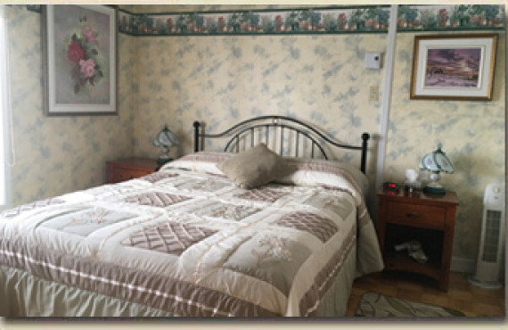 Aurore Boréale room