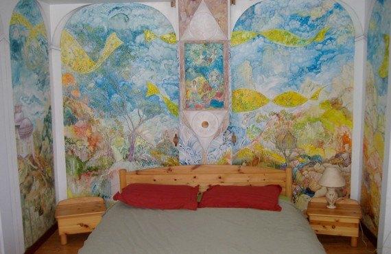 Gîte Domaine du Perchoir - Chambre Ulysse