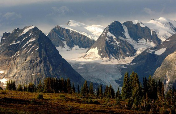 Glacier National Park, Destination BC, David Gluns