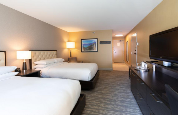 Superior room - 2 double beds
