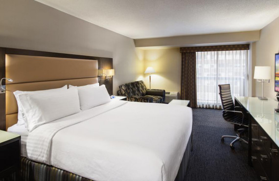 Chambre lit King avec canapé-lit