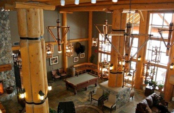 Hôtel Hillcrest - Lobby