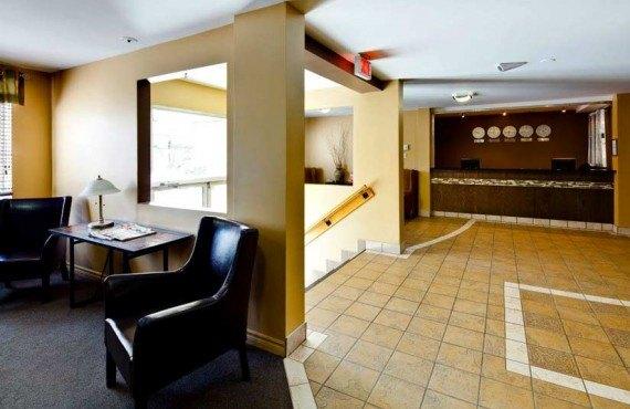 Hôtel le Roberval - Réception