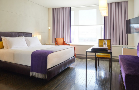 Superior Room, Queen Bed