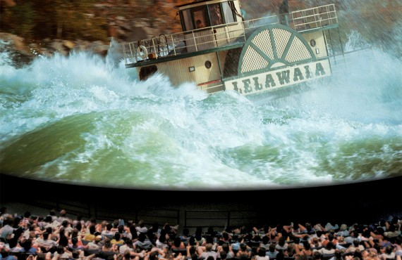 Imax: les Chutes du Niagara