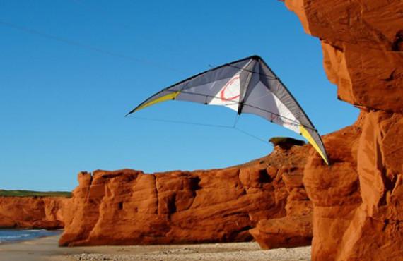 Acrobatic kite