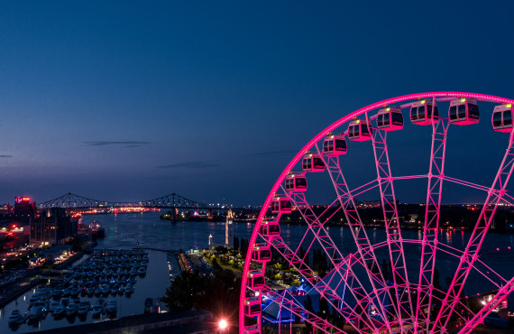 Panorama de nuit
