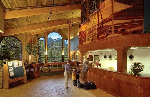 Lake Louise Inn - Réception