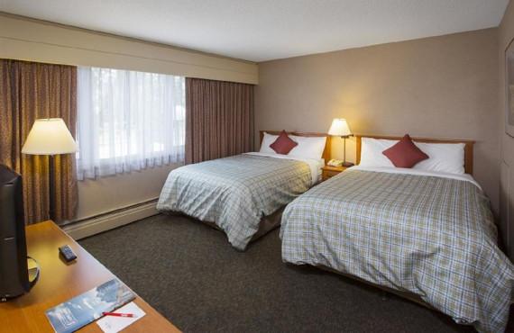 Chambre Deluxe à 2 lits