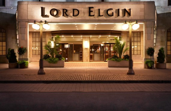 Hôtel Lord Elgin - Lobby