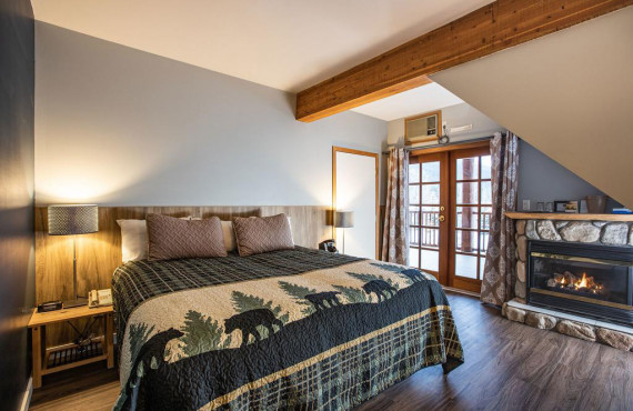 1 king lodge room