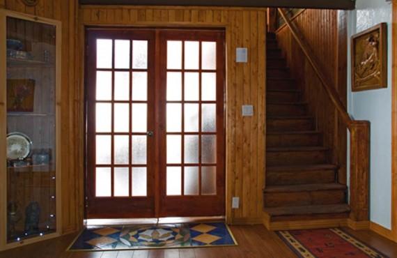 Maison Robertson - Hall d'entrée