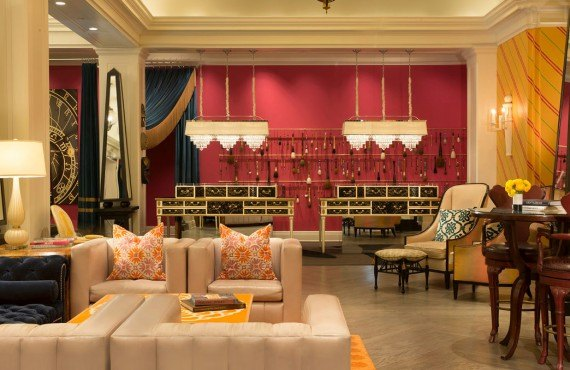 Monaco Philadelphia - Lobby