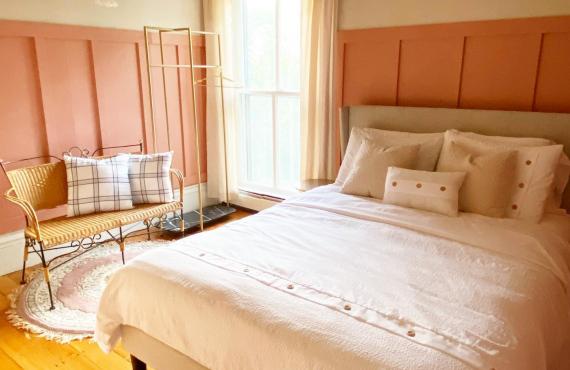 The Juliet room