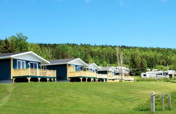 Motel - Chalet Baie de Gaspe