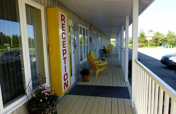 Motel Studio la Croisière - Réception